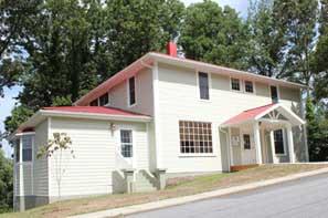 mars hill office exterior