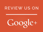 Review Us on Google+ Button