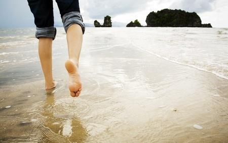 summer foot injuries